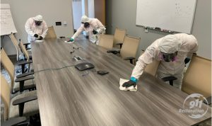 911-restoration-Central Georgia-Sanitization Services